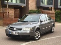 2004 VW PASSAT 1.9 TDI HIGHLINE BLACK HEATED LEATHER NEW CAMBELT/WATER PUMP 145K IN GREAT CONDITION