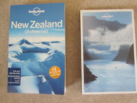 Two New Zealand travel guides