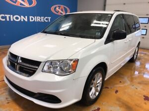 2014 Dodge Grand Caravan SE/SXT TV-DVD/ 2nd ROW STOW 'N GO/ R...