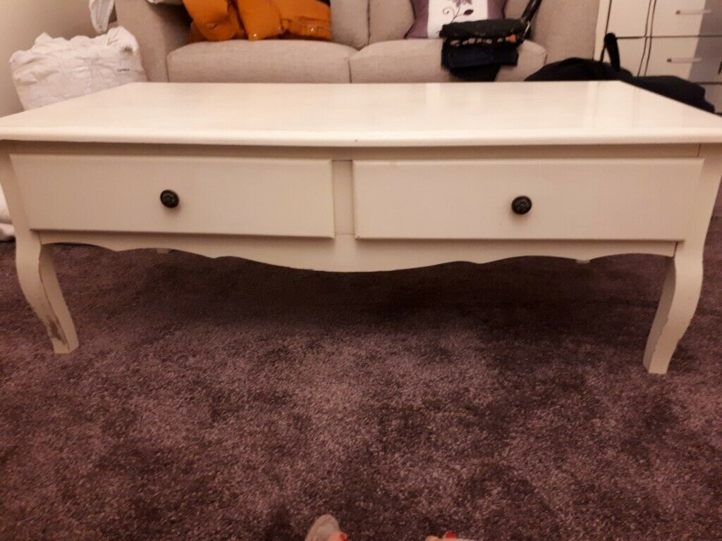 Laura Ashley Coffee Tabletv Stand Reduced In Mansfield Nottinghamshire Gumtree