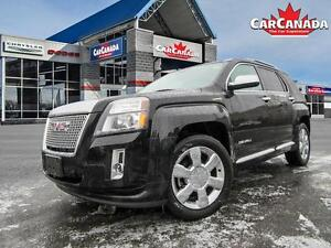 2013 GMC Terrain DENALI/AWD/NAVIGATION/DRIVER AWARENESS PCKG