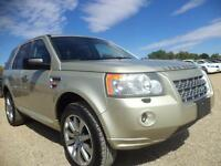 2008 Land Rover LR2 HSE SPORT-LEATHER-SUNROOF-ONE OWNER-108K