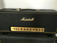 Selling 1975 Marshall JMP MKII Super Bass 100W