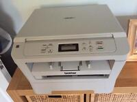 Laser Printer for sale. Brother DCP-7055