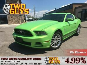 2014 Ford Mustang GOTTA HAVE IT GREEN!!! TURN SOME HEADS
