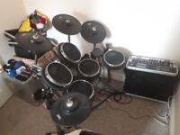 Koby/Alesis electric drum kit