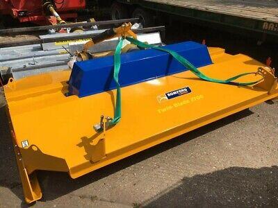 New Bomford Turner Twin Blade 2700 2.7 Meter Wide Topper Mower