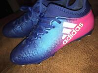 Adidas Performance 16.3 boots. Size 4 great condition