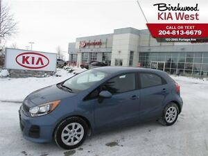 2016 Kia Rio5 LX+ /Who Needs A Really Great Deal