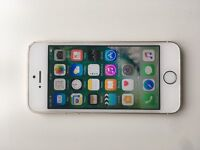 iPhone 5S 16GB Gold, EE network but works with virgin too, comes with charger, very good condition