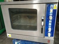 CATERING COMMERCIAL KITCHEN 3 PHASE COMBI OVEN RESTAURANT CAFE KEBAB CHICKEN BAKERY RESTAURANT SHOP
