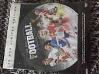 Football 10 DVD collection thing