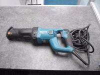 Makita JR3050T 110V Recprocating Saw (BODY ONLY)