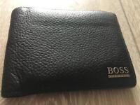 Hugo Boss wallet in good condition
