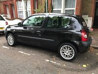 RENAULT CLIO 1.2 PETROL MANUAL 2005-REG,81k,DRIVES REALLY WELL
