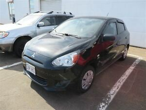 2015 Mitsubishi Mirage ES Plus, A/C, 10 Yr Warranty