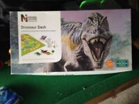 Dinosaur Dash Board game