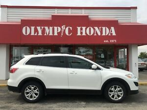 2012 Mazda CX-9 GS | V6 | 7 Passenger | Moonroof | Leather | AWD