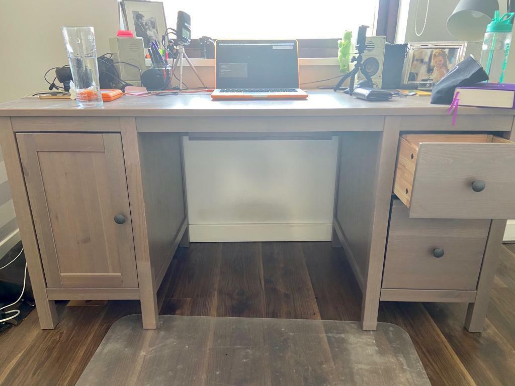 Image of: Ikea Desk And Chair In Gracemount Edinburgh Gumtree