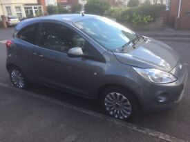FORD KA ZETEC low mileage excellent condition 1242 CC PETROL