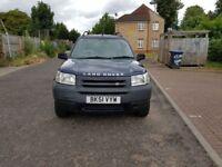 2001 Land Rover Freelander 2.0 TD4 ES 5dr Automatic @07445775115