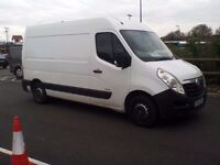 2011/60 Vauxhall movano for sale