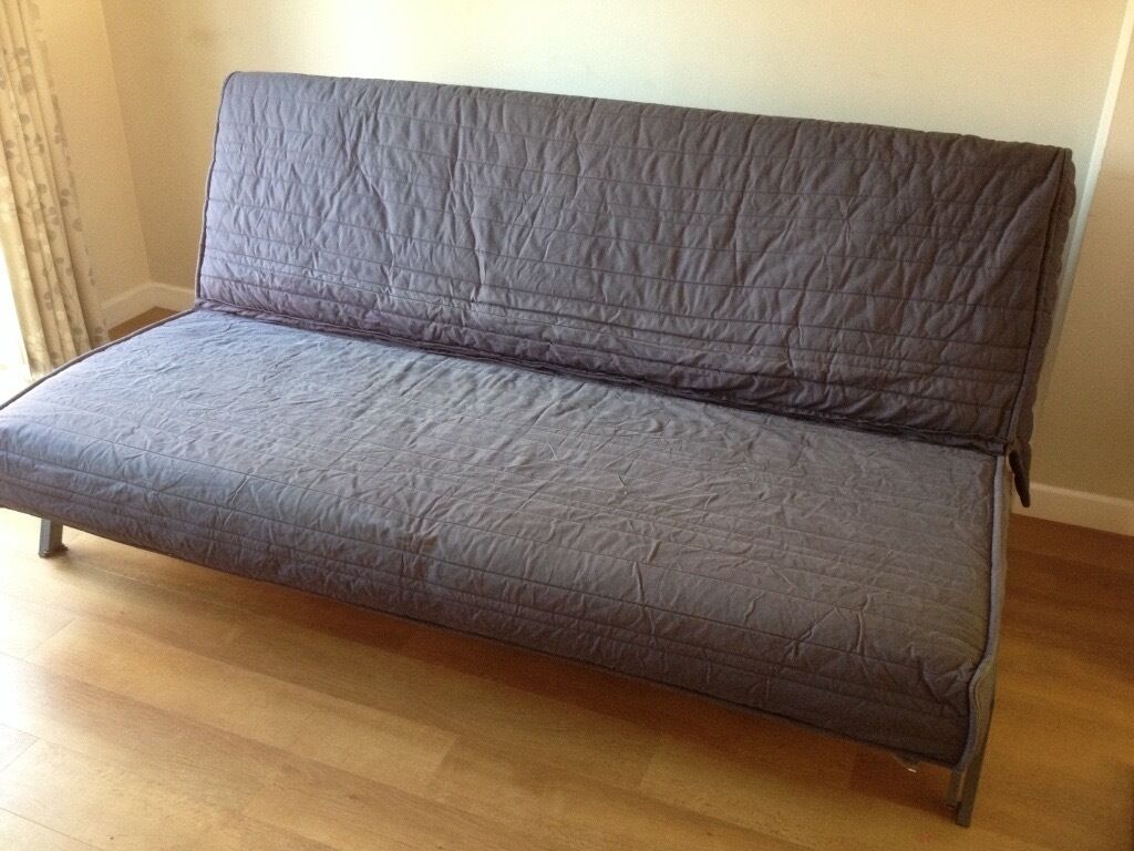 ikea sofa bed 200 x 140 cm in exeter devon gumtree. Black Bedroom Furniture Sets. Home Design Ideas