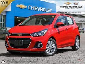 2018 Chevrolet Spark 1LT CVT REAR VISION CAMERA / WIFI HOTSPO...