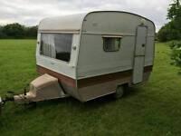 caravan for restoration
