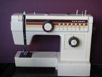 Electric Sewing Machine.