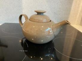 Denby Greystone Teapot