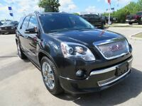 2011 GMC Acadia *ONE OWNER* Denali AWD  LEATHER/SUNROOF