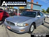 2005 Buick LeSabre Custom safety e test included