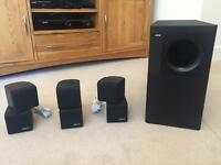 Bose Acoustimass 7 home cinema system