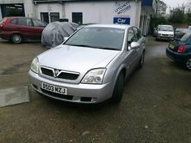 Vauxhall Vectra Elegance2.0 litre Diesel. Full MOT+Service+Warranty all inc Lytchett Mts est 1985est