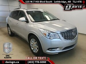 Used 2014 Buick Enclave-One Owner-8 Passenger
