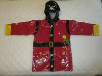 Kids Pirate trench coat