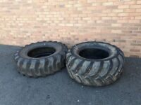 Tyres for personal training