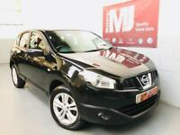 2011 NISSAN QASHQAI 1.5 DCI ACENTA **76k ** FINANCE AVAILABLE **