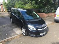 £150 PER MONTH 2015 VAUXHALL MERIVA 1.4 EXLUSIVE 16000 MILES ONLY 2 OWNERS EXCELLENT CONDITION