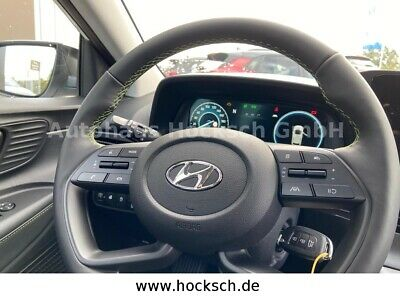 Hyundai Hyundai i20 MJ:2021 1.0 T-GDI (100PS) 48V Intro