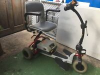 Shoprider Micra 3 Wheel Mobility Scooter,free local delivery