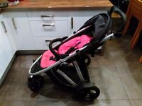 Phil and Teds Verve Double Buggy (Phil & Teds Double Pushchair)