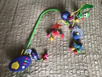 Tiny Love Symphony in Motion Baby Mobile