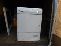 Hotpoint condensing tumbler dryer £50 ono (free delivery)