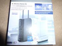 Belkin N+ Wireless Modem Router (Used)