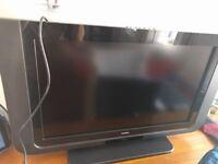 32in Technika LCD TV HDREADY + remote + DVD