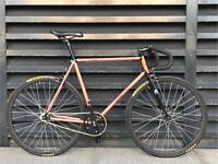 APHELION 1962 copper pearl single speed/fixie /fixed gear
