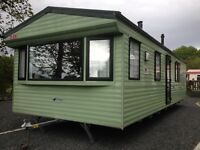 Double Galzed & Central Heated 2012 Willerby Rio Gold 2 Bedrooms static caravan for sale