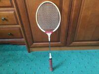 Gold cup Professional delux Badmington racket & bag